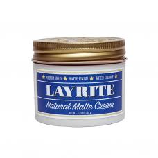 Layrite Natural Matte Creme